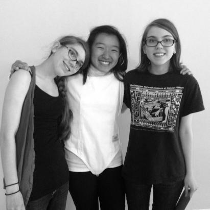 Ella, Kristine, Clara